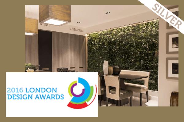 Roselind Wilson Design London Design Awards 2016