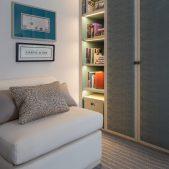 Roselind Wilson Design Bromptons bedroom details