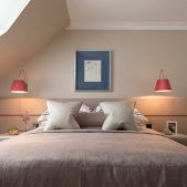 Roselind Wilson Design Bromptons bedroom