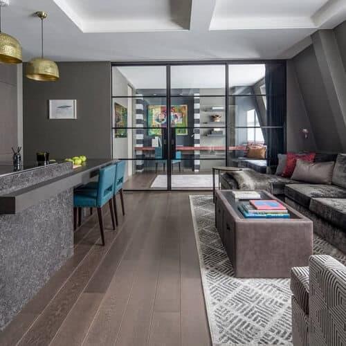 Full Home Interior Redesign Fitzrovia