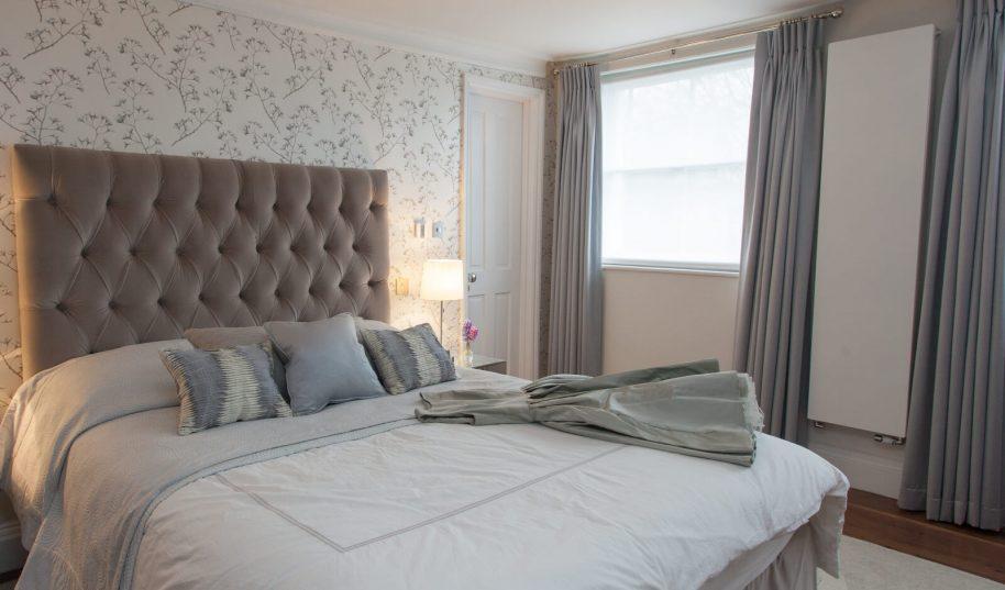 Roselind Wilson Design Holland Park Bedroom