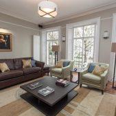 Roselind Wilson Design Holland Park Lounge