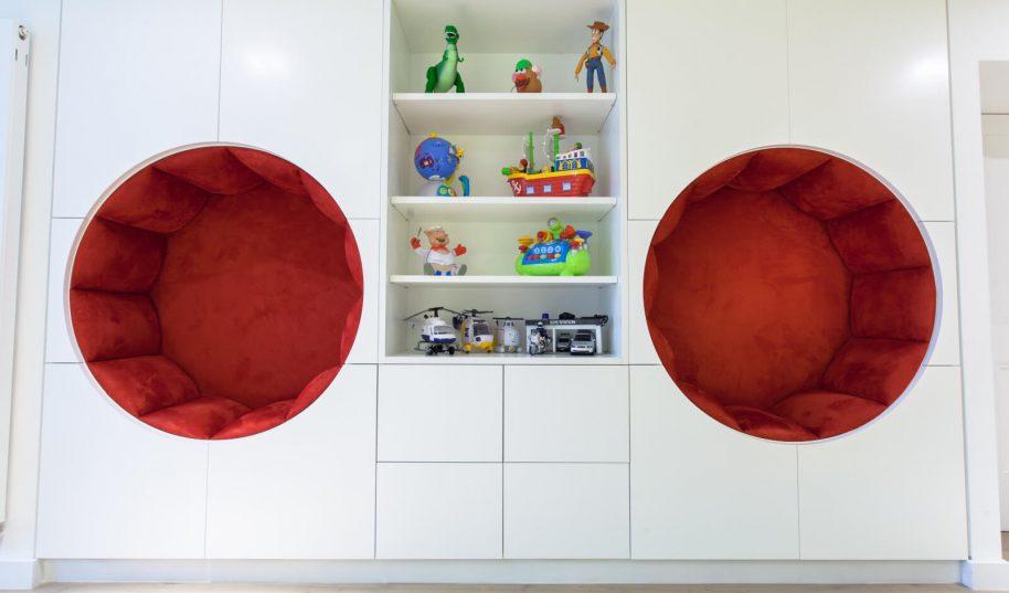Roselind Wilson Design Holland Park Playroom