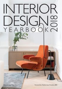 interior design yearbook 2018