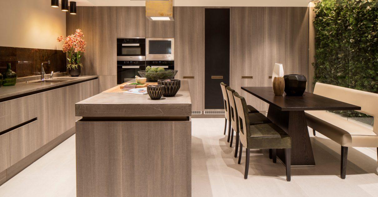 Roselind Wilson Design Holland Park kitchen