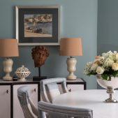 Roselind Wilson Design Bromptons living room