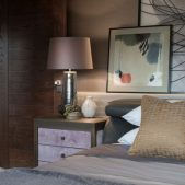 Broad walk guest bedroom interior design