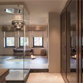 Roselind Wilson Design Antrim Grove Master Bathroom