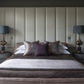 Broad walk luxury bedroom design