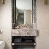 Roselind Wilson Design Eastcastle Street bathroom