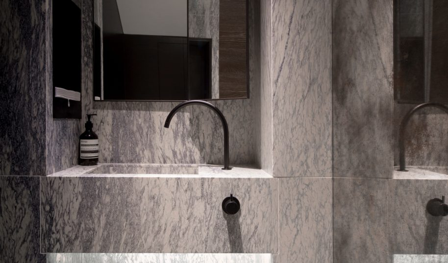 Roselind Wilson Design Antrim Grove lower Floor Bathroom