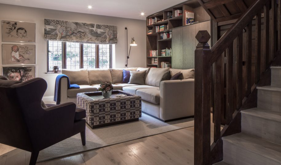 Roselind Wilson Design Richmond Annex Room