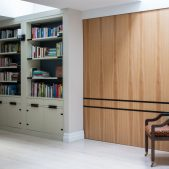Roselind Wilson Design Richmond Desk library