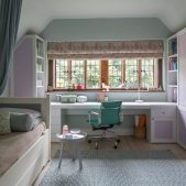 Roselind Wilson Design Richmond Girls Room