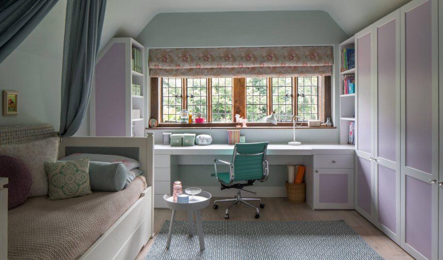 Roselind Wilson Design Richmond Girls Room