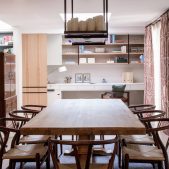 Roselind Wilson Design Richmond Dining Room