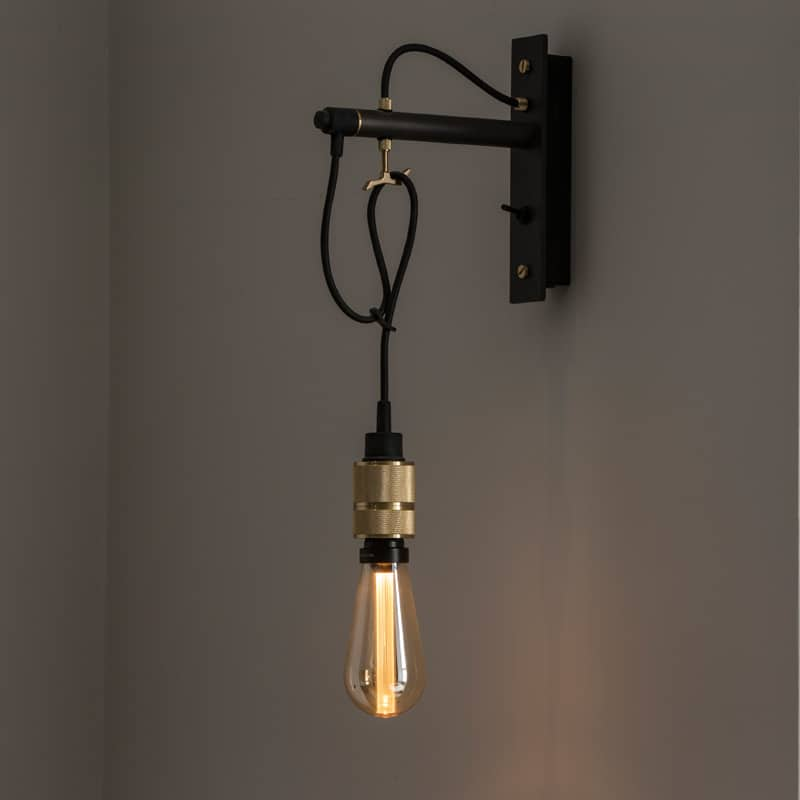 buster+punch wall light