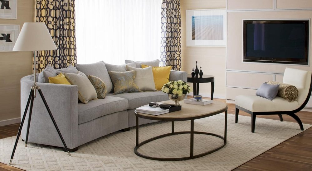 contemporary living room design by roselind wilson design