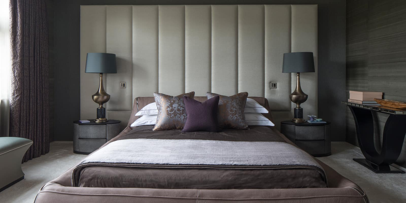 luxurious dream bedroom by roselind wilson design
