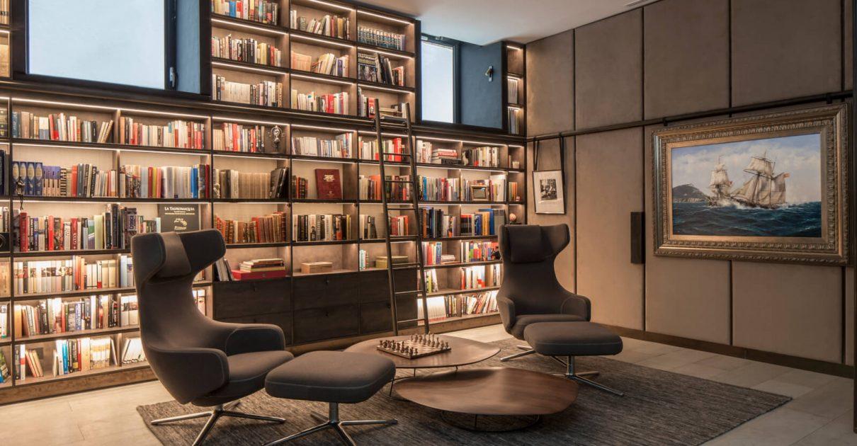 Roselind Wilson Design Antrim Grove library