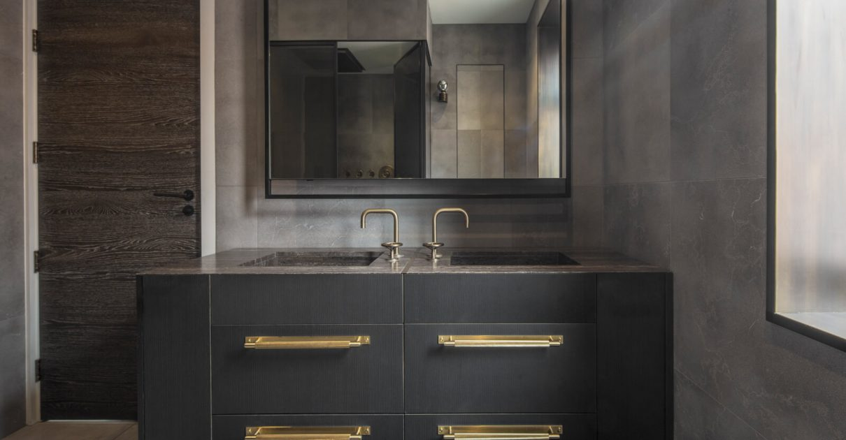 Roselind Wilson Design Antrim Grove bathroom