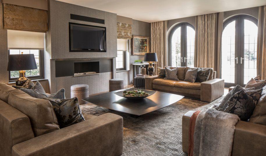 Roselind Wilson Design Broad Walk living room