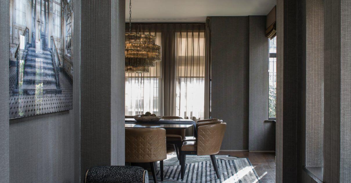 Broad walk dining room