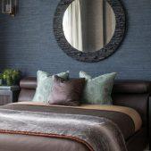 Broad walk bedroom interior design