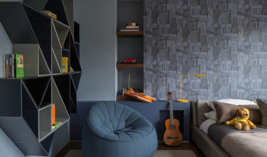 Broad walk boys bedroom interior design