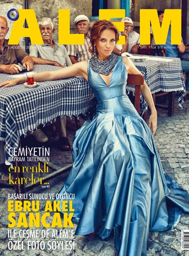 cover of alem turkey magazine july 2014 issue