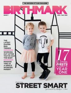 cover of birthmark magazine april may 2016 issue