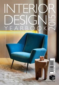 Cover Of Interior Design Yearbook 2015 Consumer Edition
