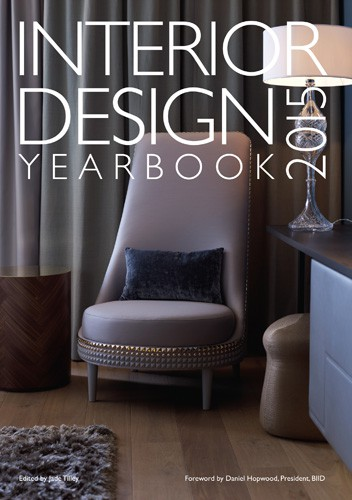 cover of interior design yearbook 2015 professional edition