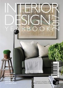 cover of the interior design yearbook 2017 consumer edition