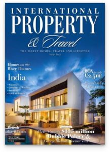 cover of international property and travel february 2017