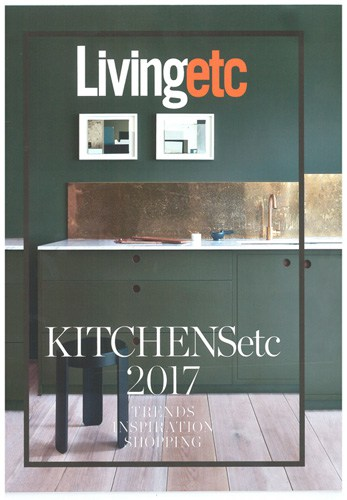 cover of kitchen etc supplement of living etc april 2017 issue