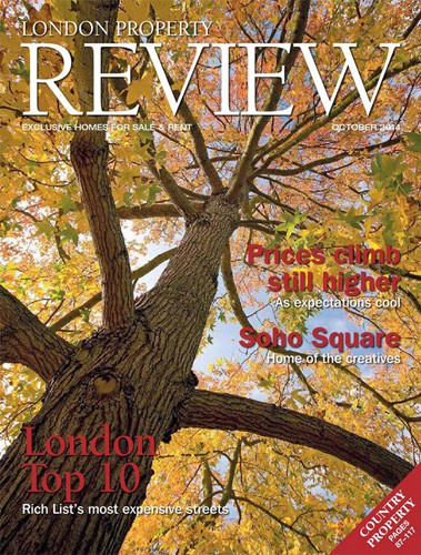 cover London property review october 2014