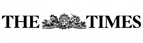 logo for The Times newspaper