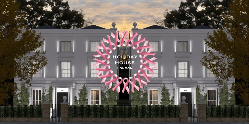 two mansions on hamilton terrace host the holiday house london interior design exhbition