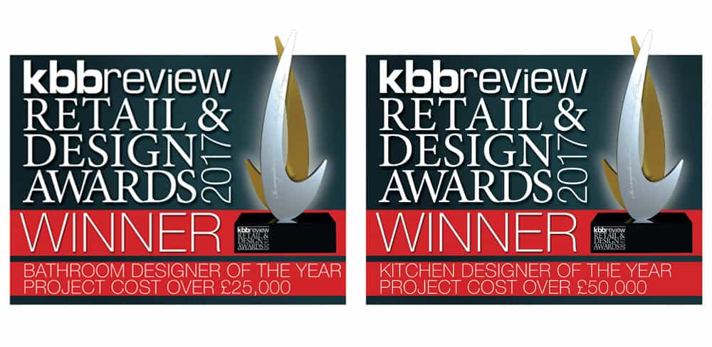 kitchen and bathroom designer of the year logos 2017