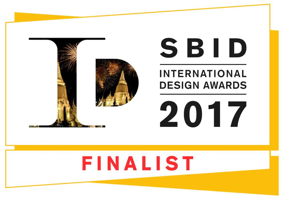 society of british and international design awards 2017 finalist logo
