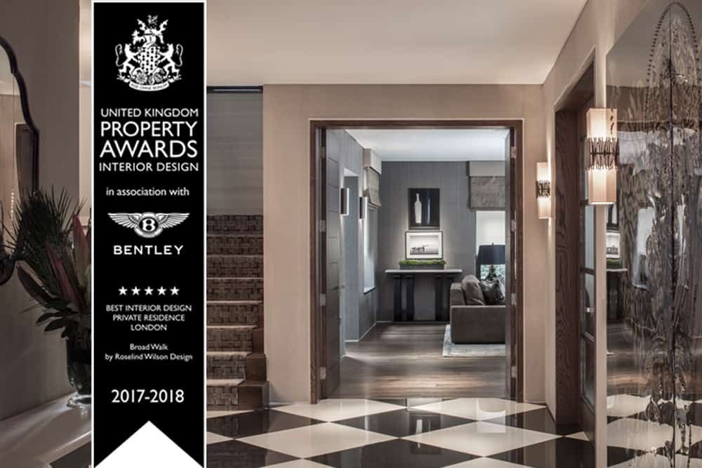 Uk Property Awards Interior Design 2017 2018 Winner