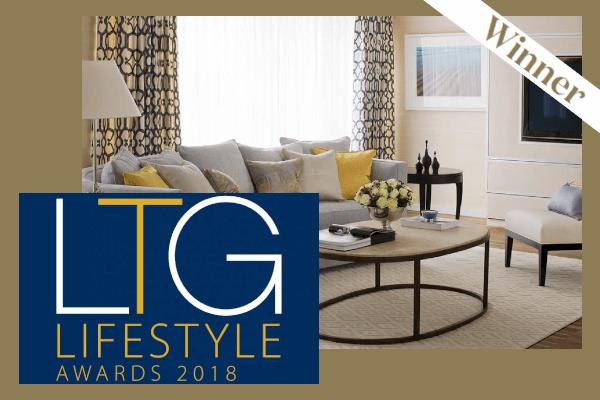 Roselind Wilson Design LTG Lifestyle Awards 2018