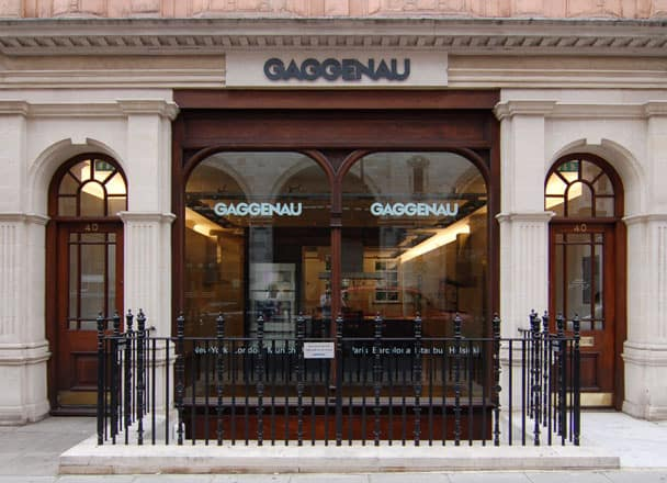gaggenau london showroom