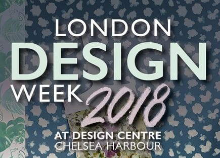 london design week 2018 expert design panel