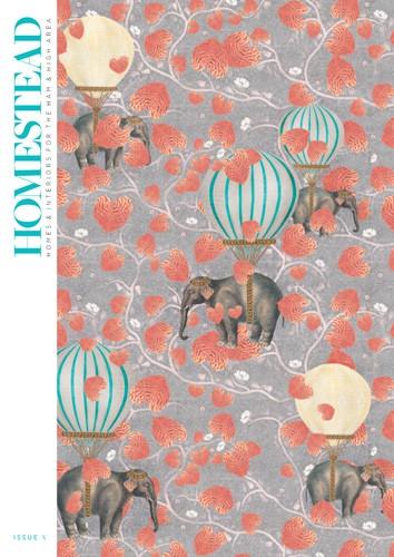homestead magazine cover spring 2018
