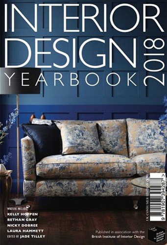 Interior design yearbook 2018 consumer edition roselind for Interior design yearbook