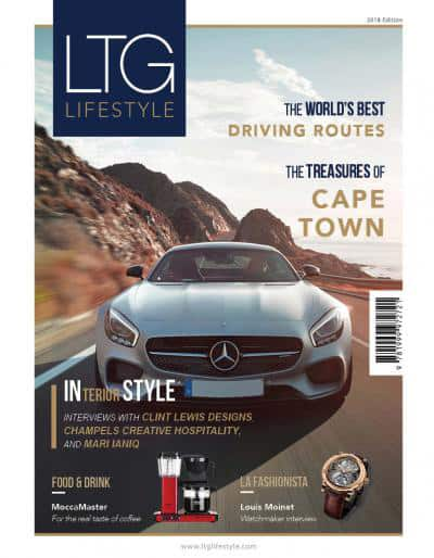 luxury travel guide lifestyle magazine 2018 edition