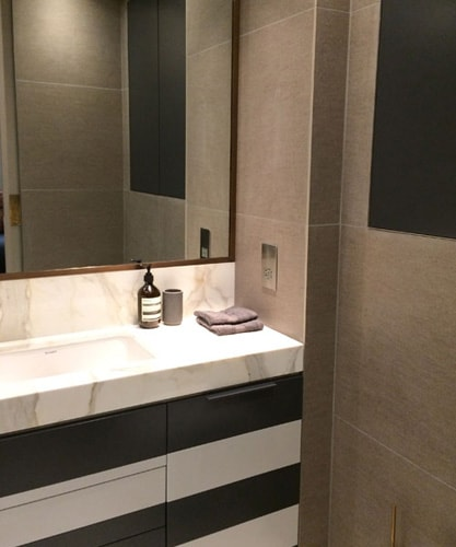 interior photo shoot bathroom roselind wilson design