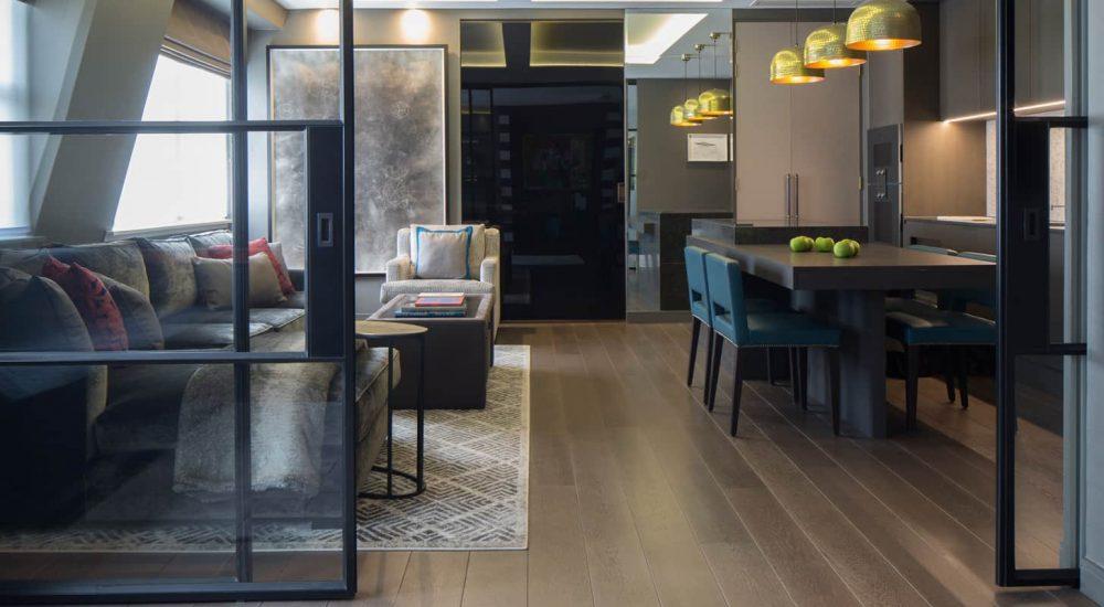 fitzrovia apartment london interior design roselind wilson design